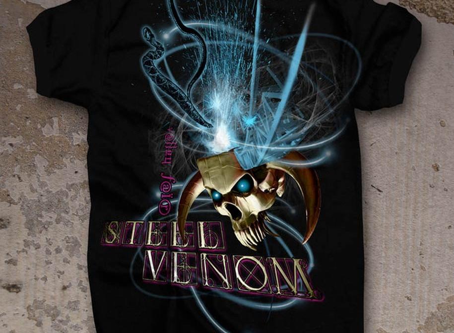 Steel Venom T-shirt