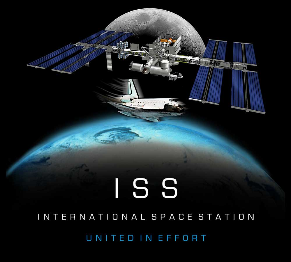 ISS United in Effort
