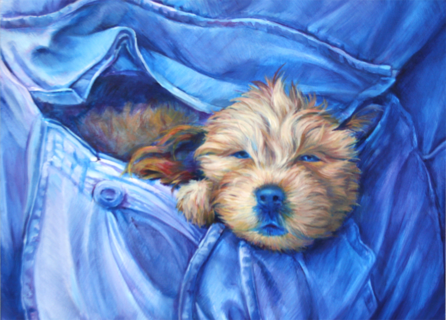 """Featured image for """"Pocket Puppy, Too"""""""