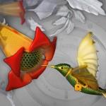 Electric Hummingbird