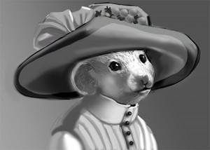Lady Squeak comp