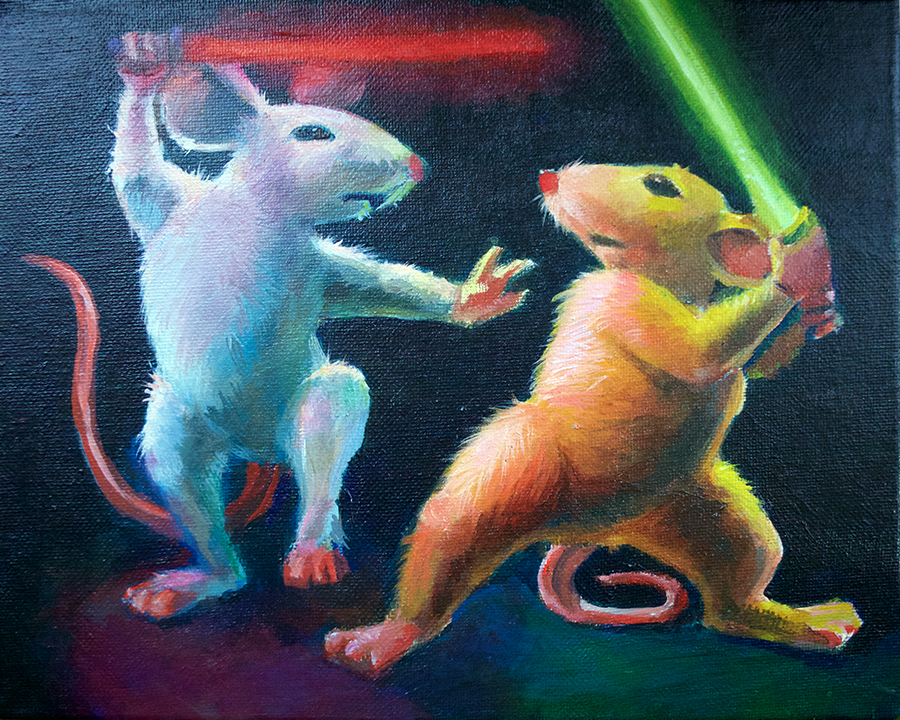 Star Wars Mice