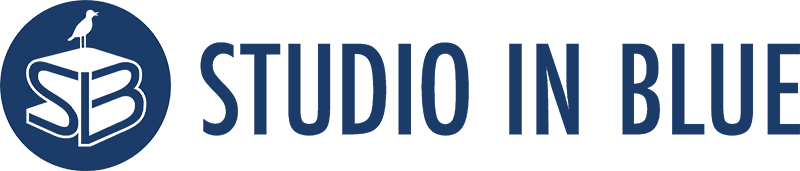 Studio in Blue Retina Logo