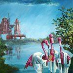 If Flamingos Ran NASA…