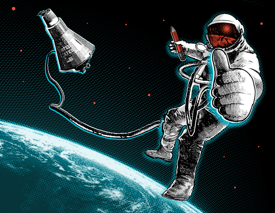 """Featured image for """"Spacewalk, Good to Go"""""""