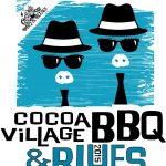 Historic Cocoa Village BBQ and Blues 2015