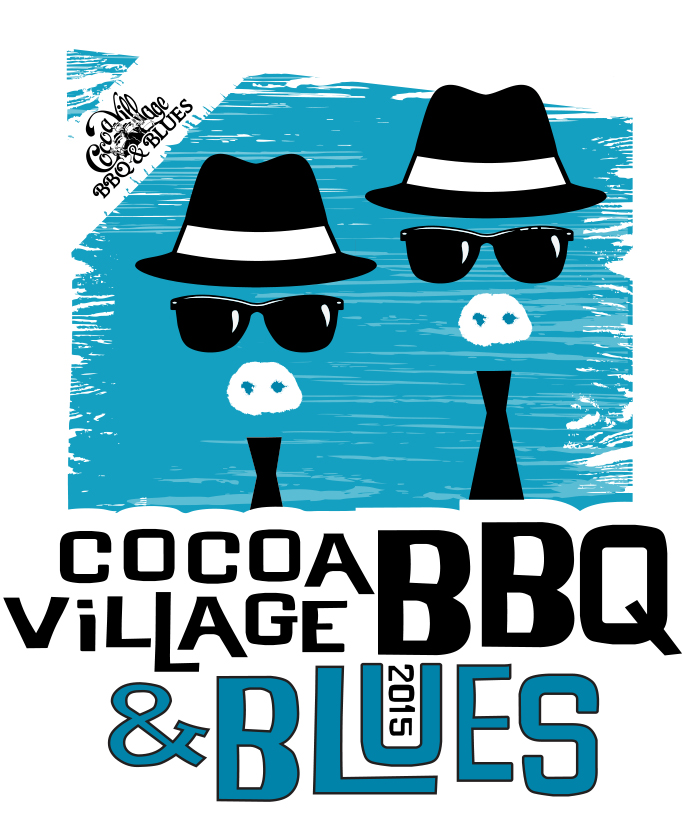 """Featured image for """"Historic Cocoa Village BBQ and Blues 2015"""""""