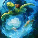 Turtles in Space Redux